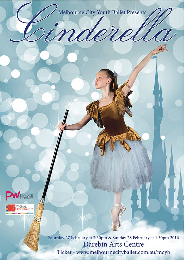 "Melbourne City Youth Ballet's ""Cinderella"""