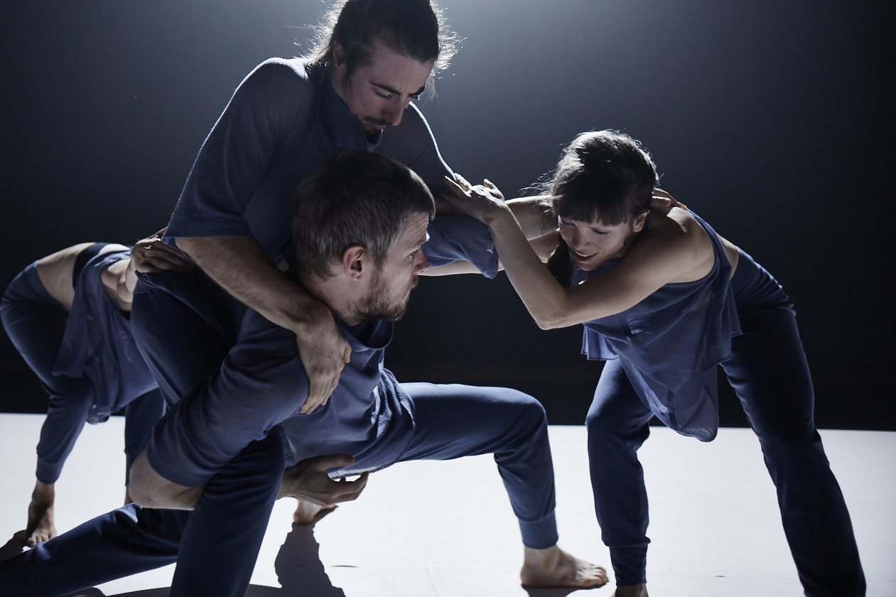 DOUBLE BLIND by awardwinning choreographer, Stephanie Lake - Melbourne
