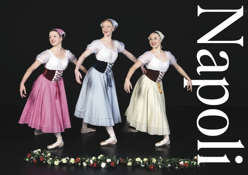 Napoli - Melbourne City Ballet