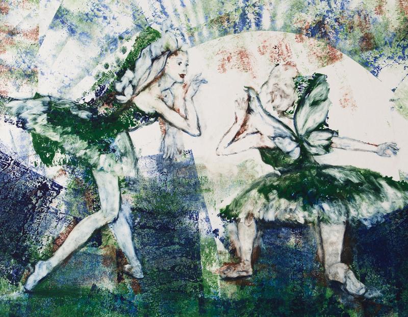 Debra Luccio - Two Dancers & the Artist - Moderated talk