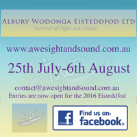 Albury Wodonga Eisteddfod