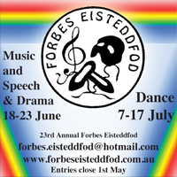 Forbes Eisteddfod