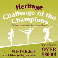 Heritage Challenge of the Champions Eisteddfod