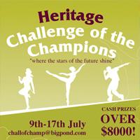 Heritage Challenge of the Champions Eisteddfod