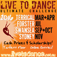 Live to Dance Ultimate Challenge NSW