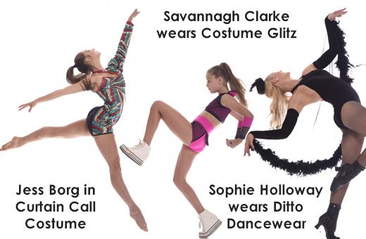 Jess Borg  Dancetrain Magazine