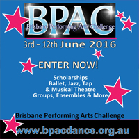 The Brisbane Performing Arts Competition (BPAC)