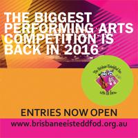 Brisbane Eisteddfod Dance Groups