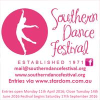 Southern Dance Festival VIC