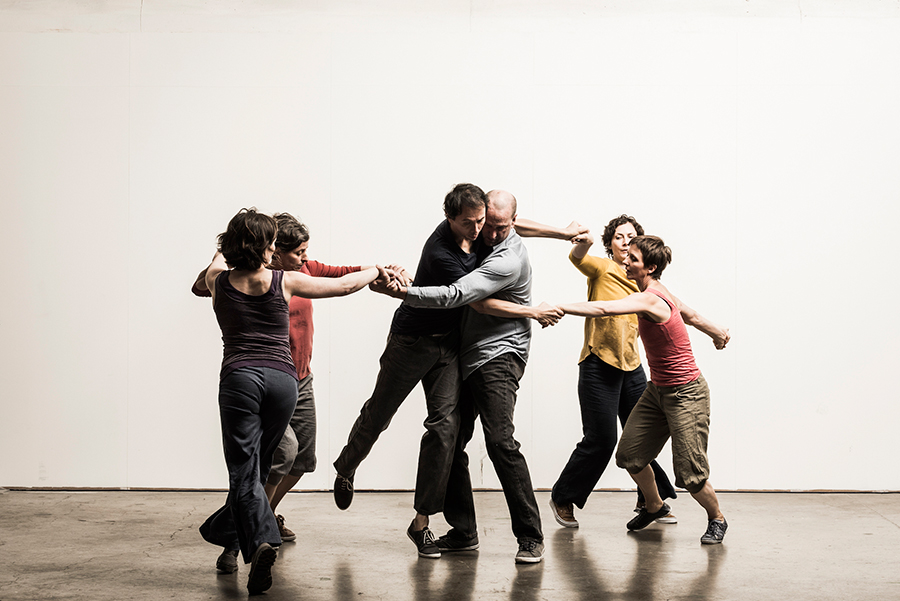 TIME OVER DISTANCE OVER TIME -- PRESENTED BY FORM DANCE PROJECTS AND RIVERSIDE THEATRES