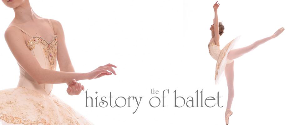 ballet history tile