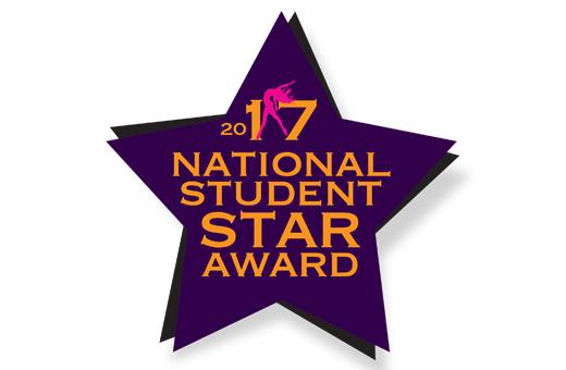 Dancetrain Magazine Student Star Award