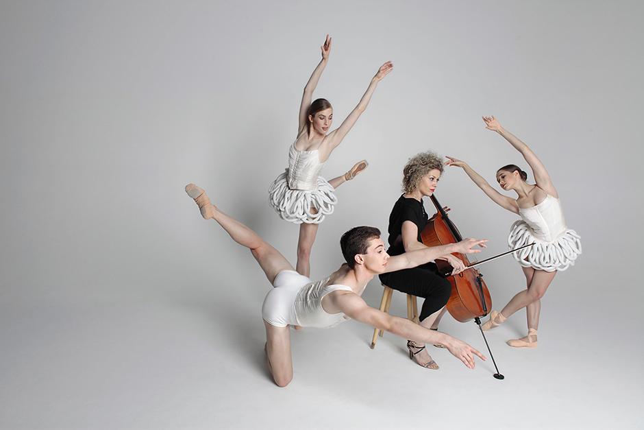 Muscle Memory - Queensland Ballet's pre-professional dancers