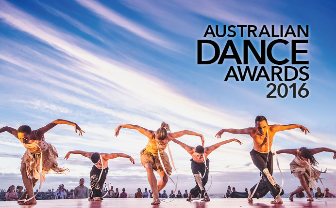 2016 Australian Dance Awards - Perth