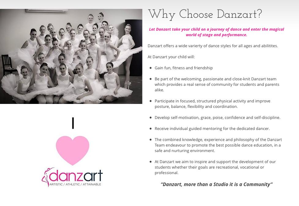 Dance Schools Seven Hills Queensland