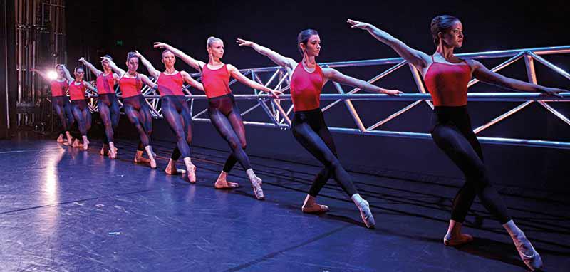 Verge -  WAAPA final dance season for the year!