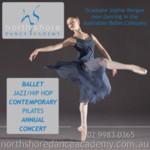 North Shore Dance Academy Dancetrain Magazine