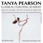Tanya Pearsons Classical Coaching Academy