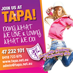 Townsville Academy of Performing Arts TAPA