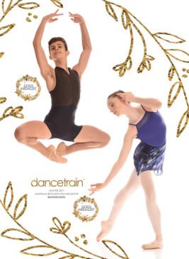 Dancetrain Magazine J/F 2017 issue