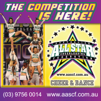 Australian All Star Cheerleading Federation Championship