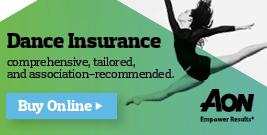 Aon Dance Insurance