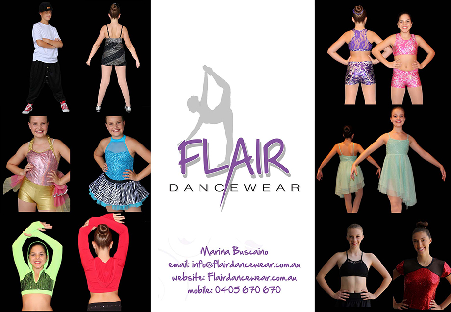 Flair-Dancewear