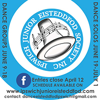 Ipswich Junior Dance Eisteddfod