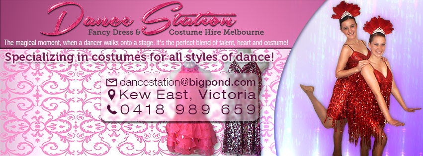 Dance Station Costume Hire