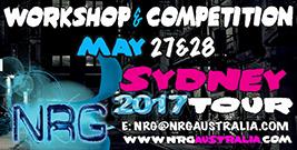 NRG Workshop & Competition