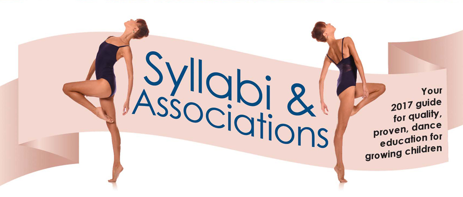 Dancetrain Syllabi and Association 2017 Feature