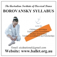 Australian Institute of Classical Dance