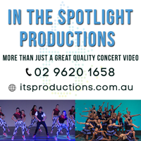 In The Spotlight Productions