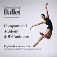 QLD Queensland Ballet Dance Academy