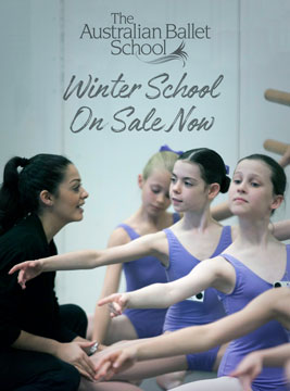 Australian Ballet School Winter School