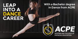 ACPE Dance degree