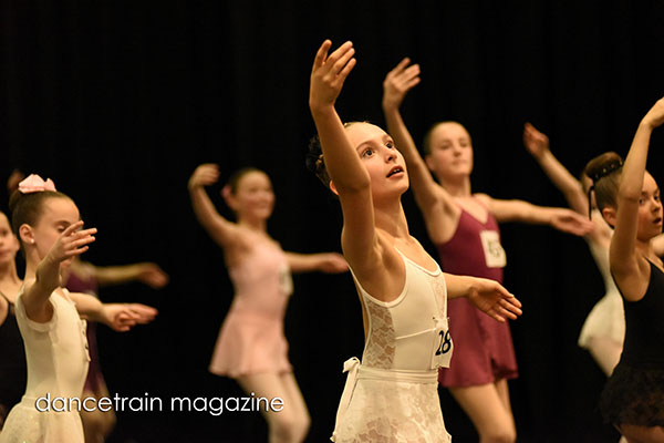 Alyssa Walpole from Barbara Jayne Dance Centre