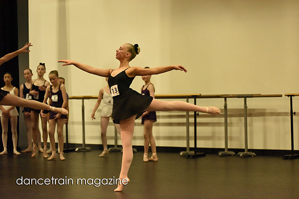 Amelia Tyler from TotalImage Dance Centre
