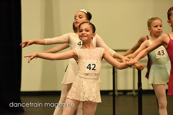 Anna McAuiliffe from Barbara Jayne Dance Centre Grade 3:4 Encouragement Award 2