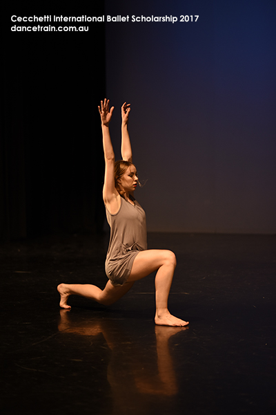 Bronte Pike from The Perth School of Ballet