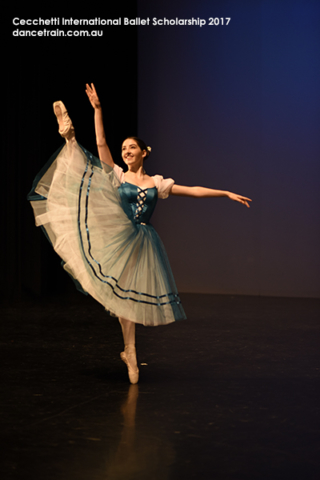 Bronte Tanna The Perth School of Ballet