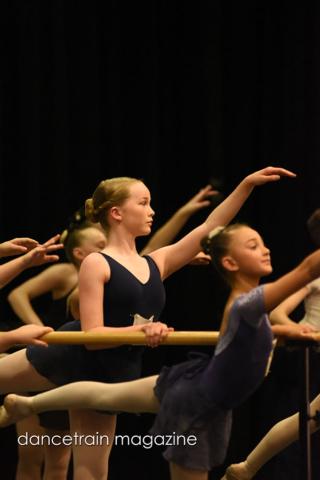 Ella Wood from Barbara Jayne Dance Centre