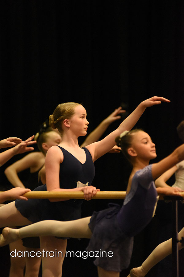 Ella Wood from Barbara Jayne Dance Centre