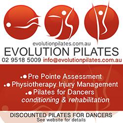 Evolution-Pilates