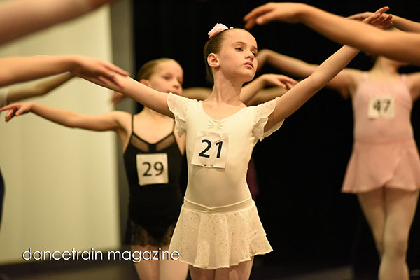 Georgina Karytinos from Barbara Jayne Dance Centre