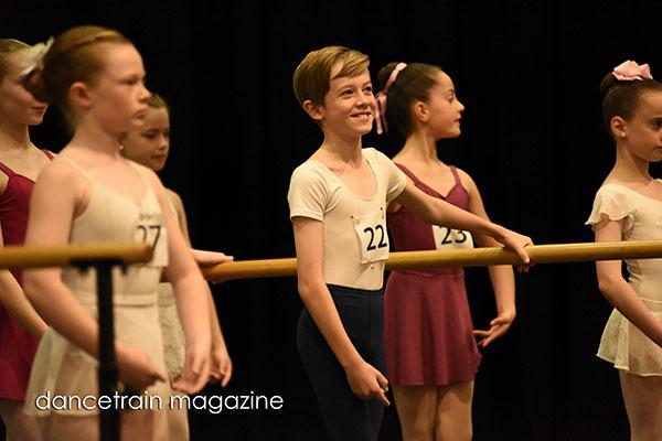 Jaxon Donhardt from Total Image Dance Company Grade 3:4 Encouragemnet Award