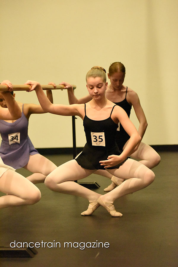 Katie Lammin from Barbara Jayne Dance Centre
