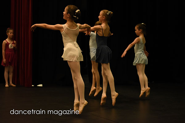 Lila Cox Winner Gr 2 from Barbara Jayne Dance Centre