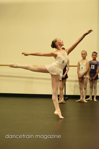 Lily Roberts from Barbara Jayne Dance Centre