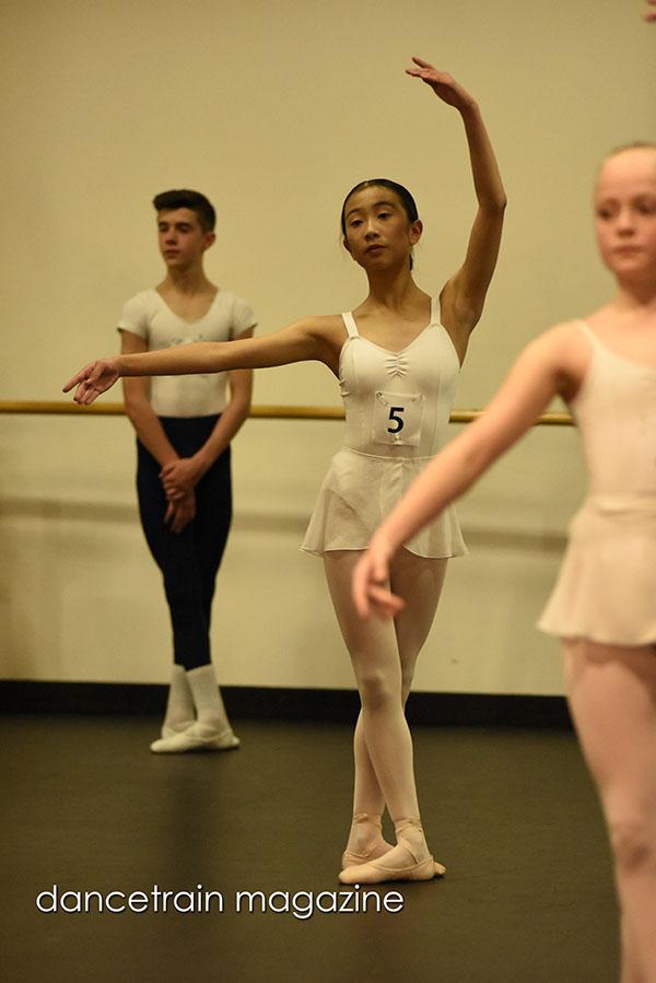 Trisha Yeo from Barbara Jayne Dance Centre